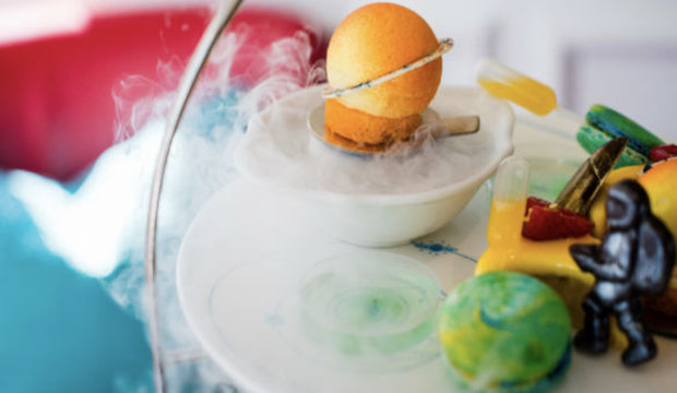 High teas for children: Science Afternoon Tea, Ampersand Hotel