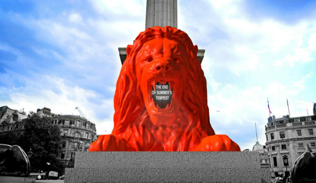 London Design Festival 2018 Special Project: Es Devlin: Please Feed the Lions
