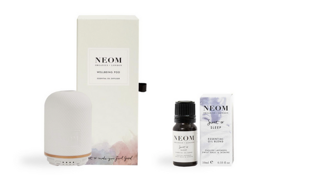 NEOM Wellbeing Pod Scent to Sleep