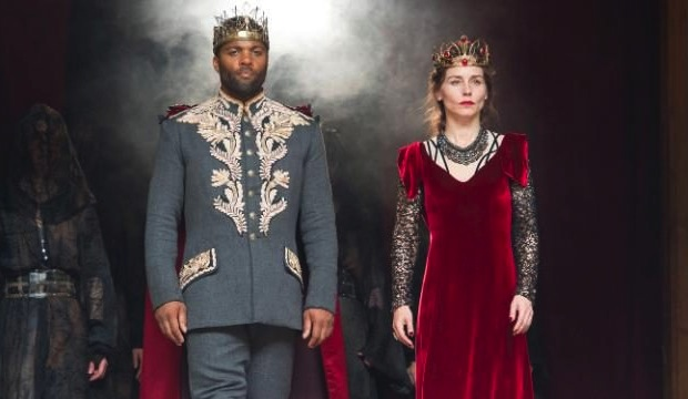 lady macbeth described fourth witch The chief culprit is lady macbeth prone to slapping her man, fitzgerald resembles a supply teacher drafted in at short notice who can barely be bothered to raise her voice.