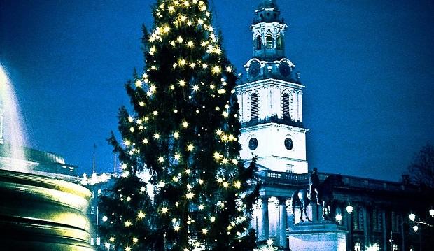 christmas eve carol service london