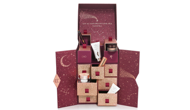 Charlotte Tilbury Magic Beauty Universe Calendar £150 (worth £XX)