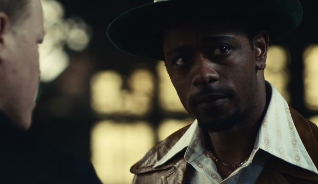 LaKeith Stanfield portraying FBI informant William O'Neal. Photo: Warner Bros. Pictures