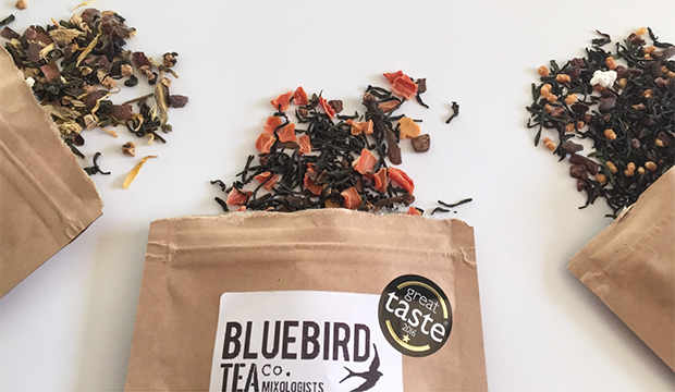 Bluebird Tea Company Angel