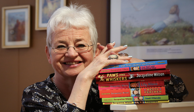 Feminist events London: Jacqueline Wilson at Museum of London Docklands