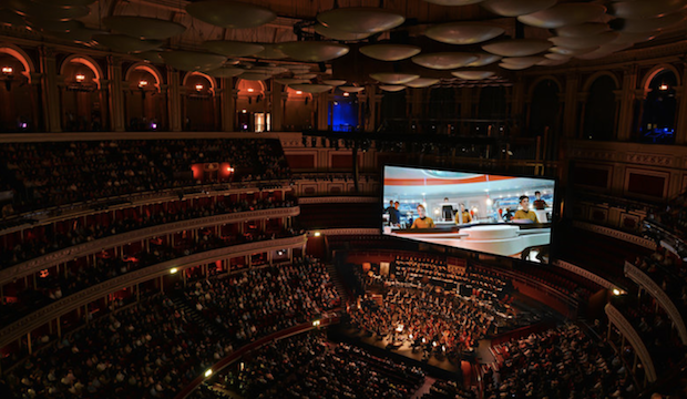 Festival of Science: Space, Royal Albert Hall. Star Trek in Concert. Photo: Paul Sanders, 2014