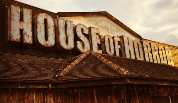 House of Horrors immersive experience Essex