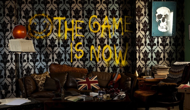 Immersive sherlock game london
