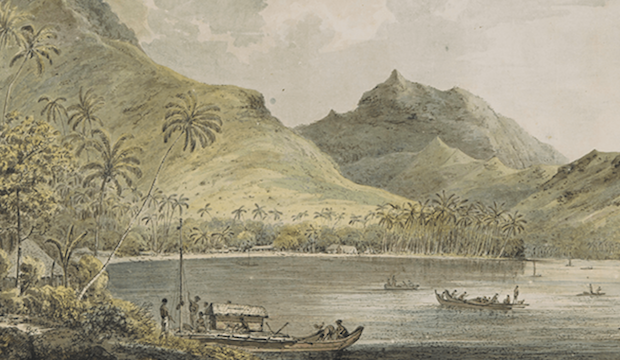 James Cook: The Voyages, British Library