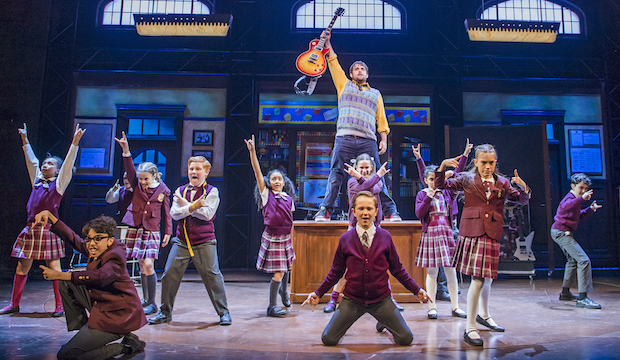 School of Rock New London Theatre