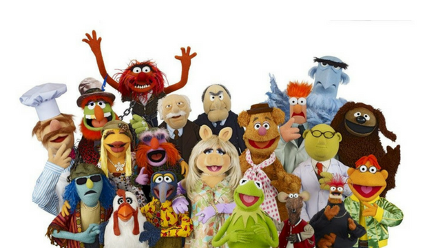 The Muppets take London, live at the O2