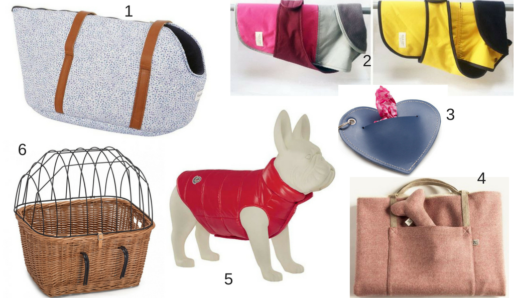 luxury dog coat, pet travel accessories