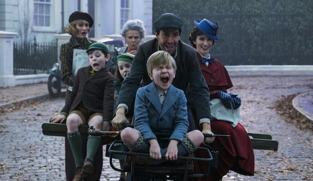 Cast Mary Poppins Returns