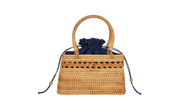 1ad1a5819850 ... Designer handbags under £300. ASOS Design Rattan Structured Basket Bag
