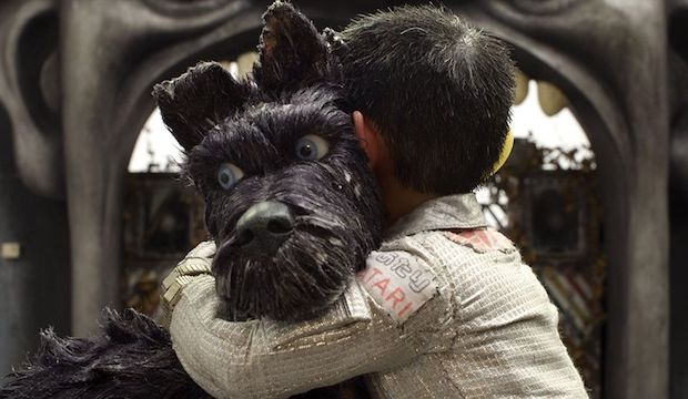 Isle of Dogs Bryan Cranston