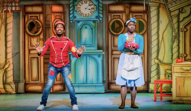 Family Christmas Shows and Pantomimes 2017: Cinderella, Hackney Empire
