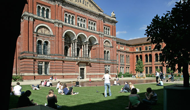 May half-term events, V&A