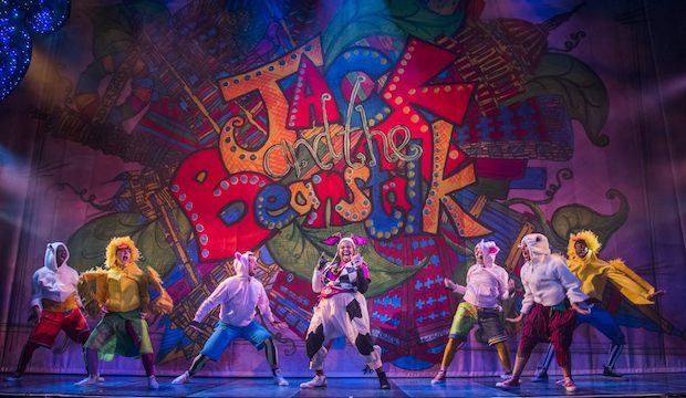 Family Christmas Shows and Pantomimes 2017: Jack and the Beanstalk, Lyric Hammersmith