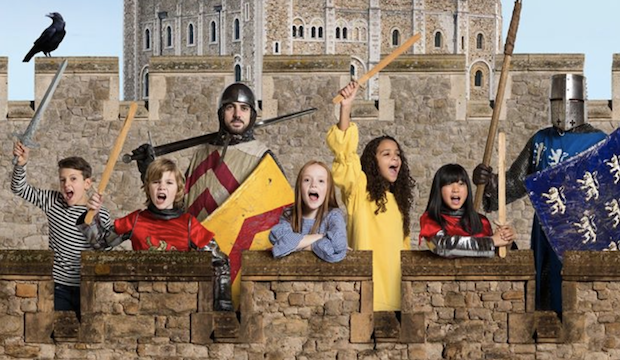 Knight School: Defend the Tower of London, February Half Term 2018