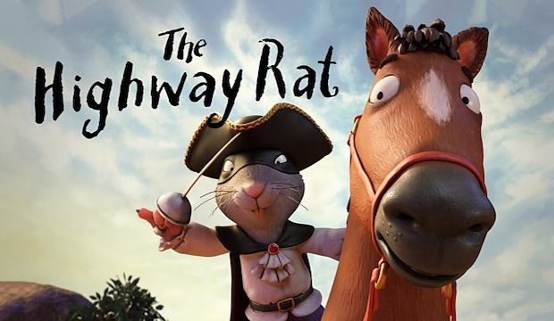 Easter: Discover Children's Story Centre, the Highway Rat film screening