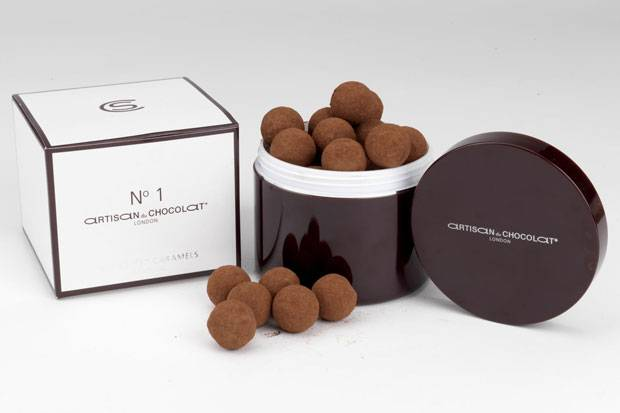 Before Founding Du Chocolat In 2000 Famed For Its Delicious Liquid Salted Caramels It S A True Favourite Among London The Know Chocolate
