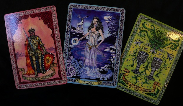 Where to get a tarot reading in London