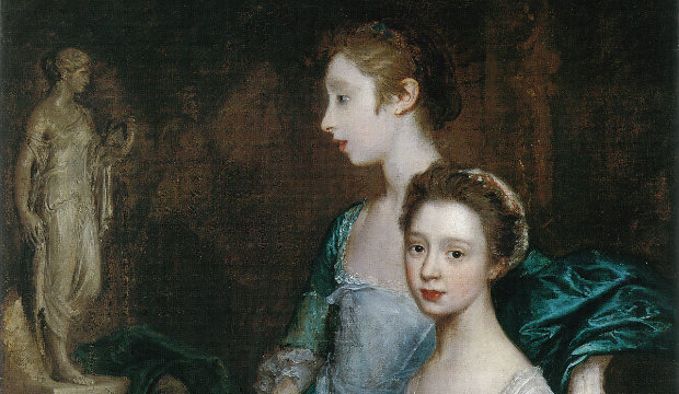 Gainsborough's Family Album, National Portrait Gallery