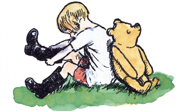 Things to do with children between Christmas and New Year: Winnie the Pooh, Exploring a Classic, V&A