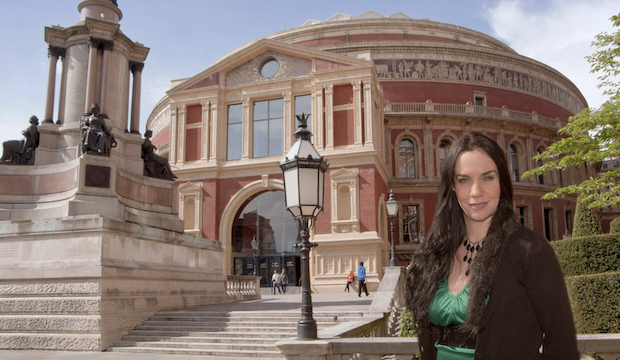 Women and the Hall, Royal Albert Hall. Industry Insights: Women in Music, Lucy Noble