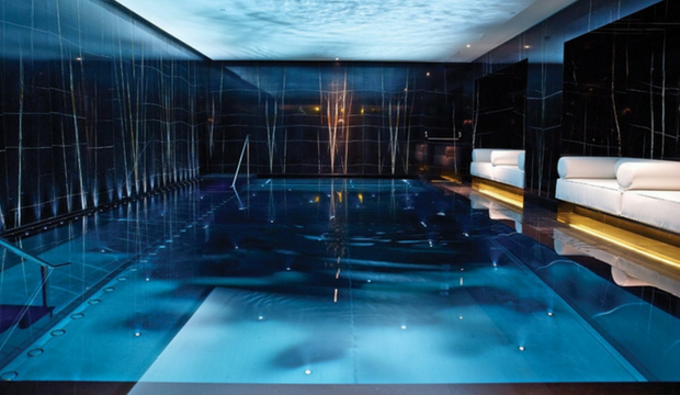 Spa Life Corinthia London ice spa