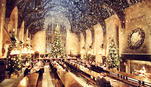 Winter activities for families: Hogwarts in the Snow