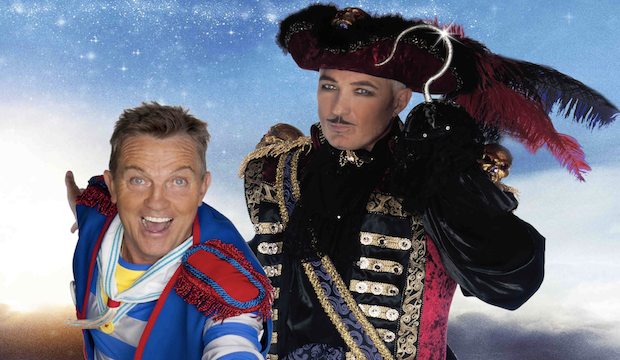 Family Christmas Shows and Pantomimes 2017: Peter Pan, SSE Arena