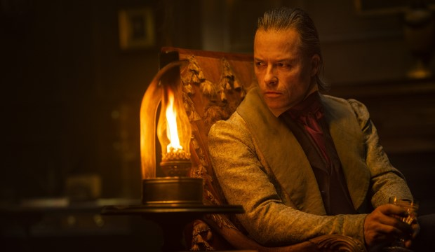 A Christmas Carol, BBC One review - Dickens turned gritty   Culture Whisper
