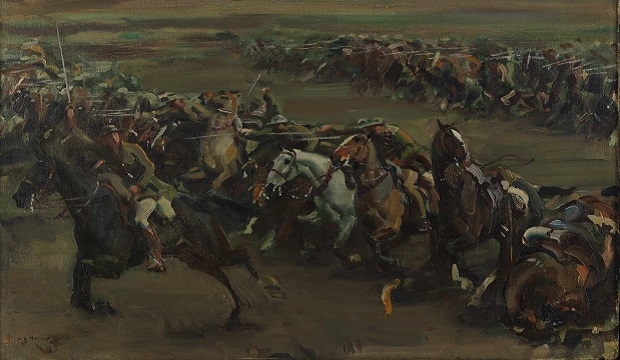 Alfred Munnings: War Artist, 1918, National Army Museum