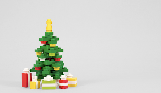 Winter activities for families: BRICKLIVE Christmas, Saatchi Gallery
